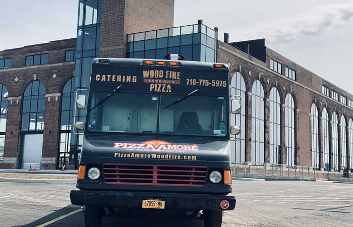 Enter to Win a Rooftop VIP Area  for The Powerhouse Truck Fest