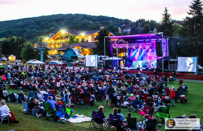 Ellicottville is Hosting a Summer Music Festival for 4th of July Weekend