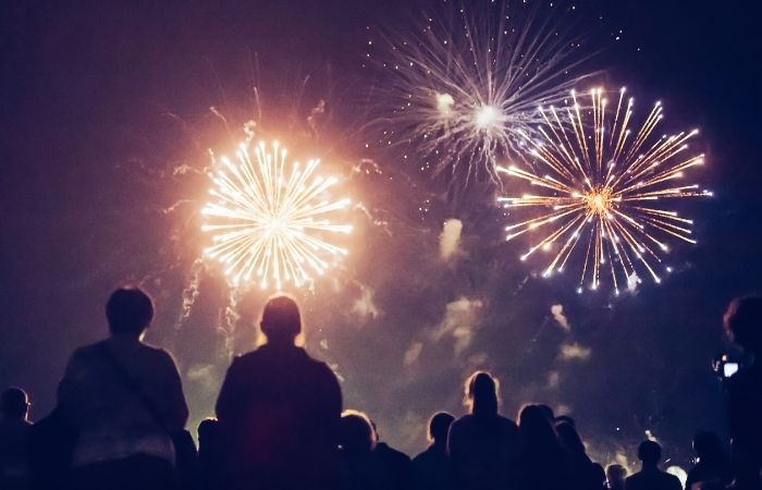 Guide to Firework Displays Happening 4th of July Weekend 2021