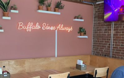 New: Mister Sizzle's – Old School Vibes with a New School Menu