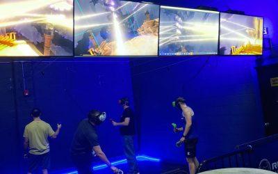 New: Orion's Landing – VR Arcade Meets Retro Games + a Full Bar
