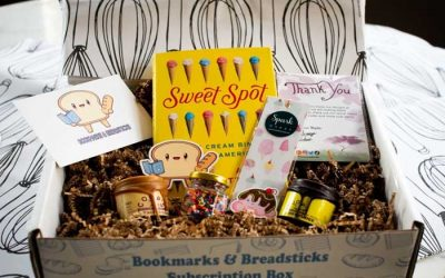 This Quarterly Subscription Box Was Made for Foodies and Book Lovers