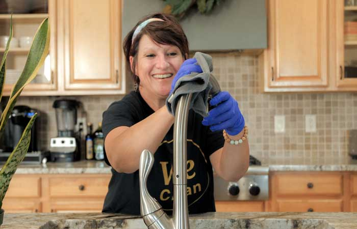 Enter to Win 3 Months of Home Cleaning from WeClean Local