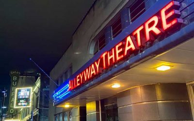 CLOSED: Enter to Win 4 Tickets to Buffalo Quickies from  Alleyway Theatre