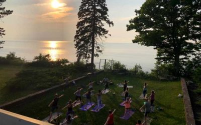 CLOSED: Enter to Win a Pair of Tickets for Sunset Yoga & a Private Tour of Graycliff