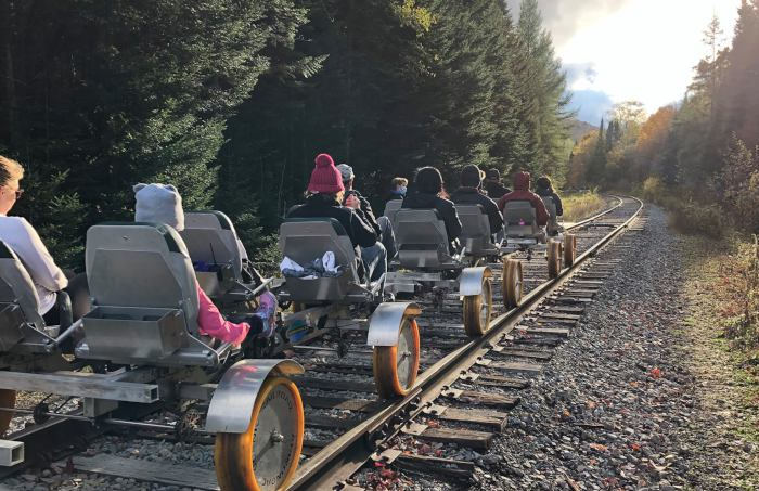 Where to Find Mountain Coasters and Rail Bikes in WNY & Beyond
