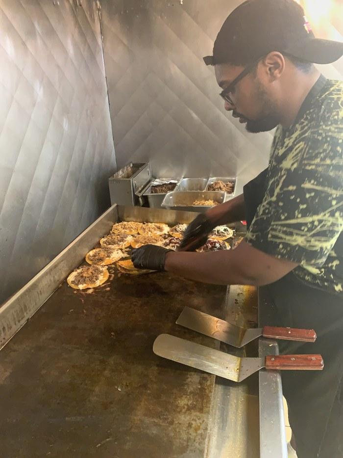 D.A. Taste tacos