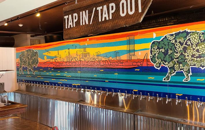 New: Pour *Yourself* Any Size Beer at Pour Taproom's Self Serve Bar in Buffalo