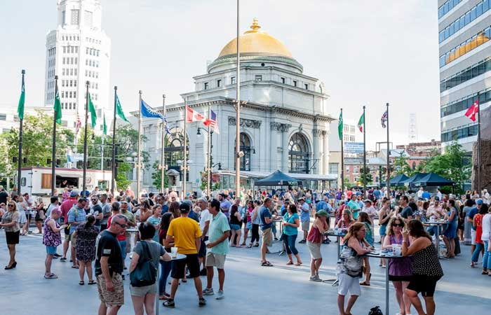 Your Guide to Thursday & Main: Downtown Buffalo's Free Outdoor Summer Concert Series