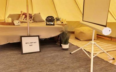 CLOSED: Enter to Win a Free Glamping Night from Glamping WNY