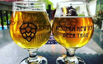 You Can Get Half-Priced Beers at 38 Local Breweries and Restaurants with a WNY Beer Trail Pass