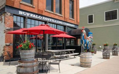 CLOSED: Enter to Win a Tour & Tasting Experience and a $25 Gift Card from Buffalo Distilling Co.