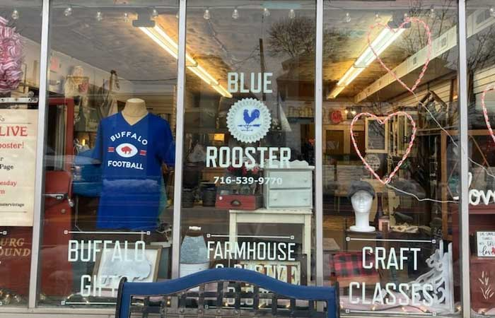 What to Expect During Your Shopping Experience at Blue Rooster