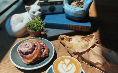 Overwinter Coffee Makes All of Their Own Syrups and Sauces in House