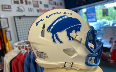 Enter to Win a Bills Prize Pack from Zuba Zone 716