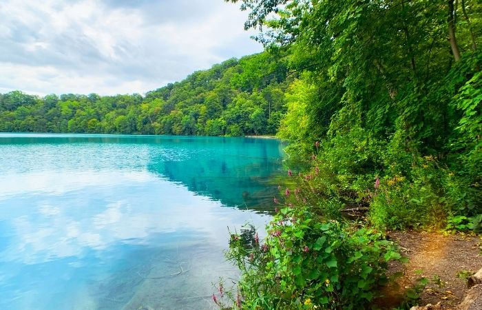 Getaway: This Nearby State Park Has The Most Stunning Glacial Lakes
