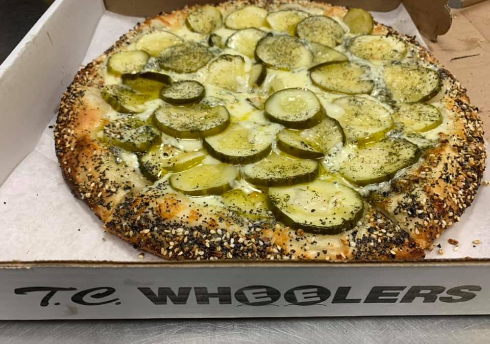 5 WNY Pizza Joints That Serve Dill Pickle Pizza