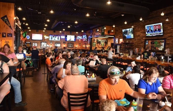 Guide to Sports Bars in Buffalo & WNY