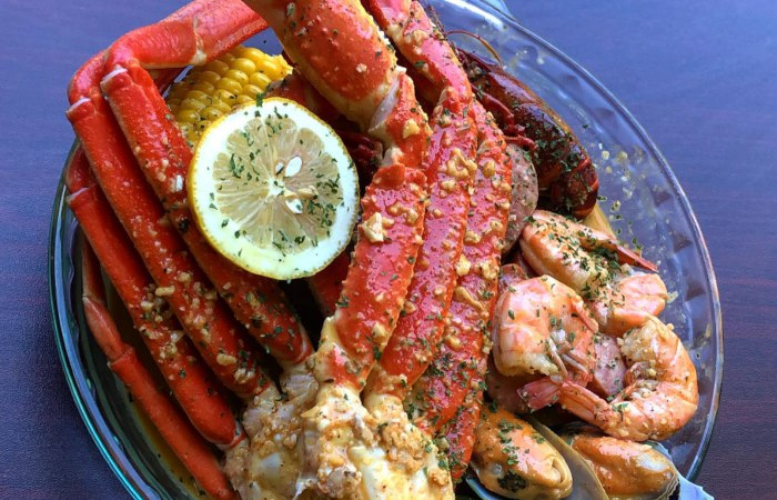 7 Restaurants to Satisfy Your Seafood Cravings in WNY