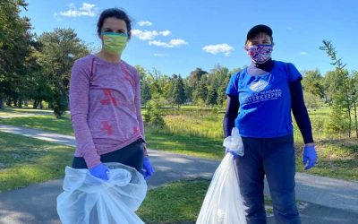 5 Reasons to Join the Scajaquada Sweep