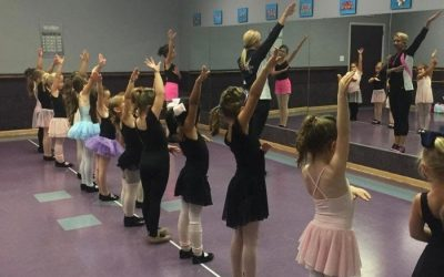 The Dancing Pointe Offers a Variety of Dance Classes for Kids of All Ages