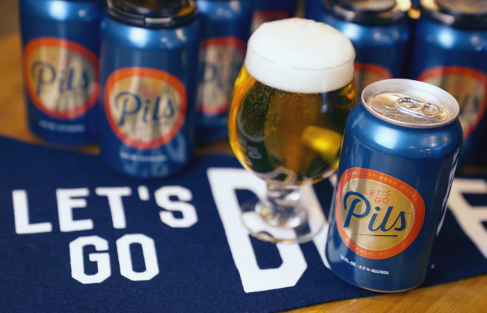 5 Epic Buffalo Bills-Themed Beers by Local Breweries