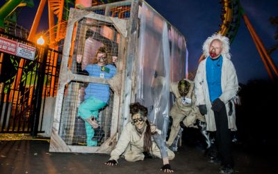4 Haunted Houses That'll Give You a Good Scare in Buffalo & WNY