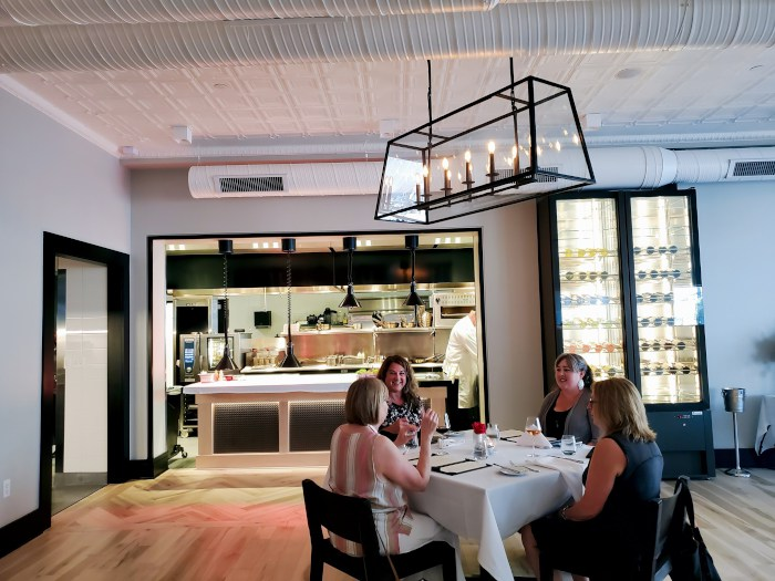 New: Harvest Flexes a Head Chef with Michelin Star Pedigree