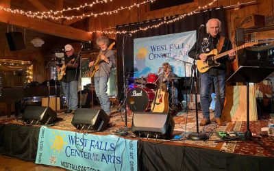 11 Awesome Events to Check Out This October At West Falls Arts Center