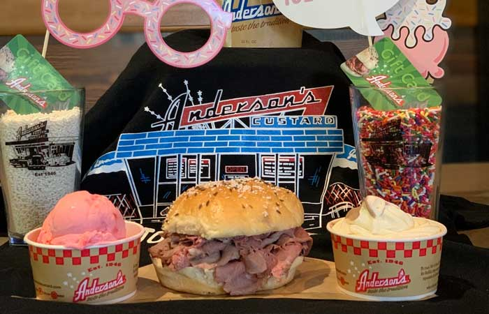 Enter to Win the Ultimate Anderson's Prize Package from Anderson's Frozen Custard