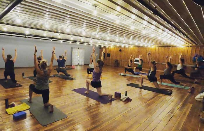CLOSED: Enter to Win a 10 Class Pack or a Private Class with Up to 15 Guests from Yoga at the Locker