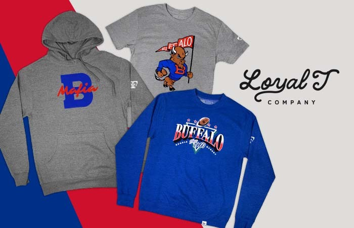 Sport Your Buffalo Pride This Football Season With These 4 Must-Have Items from Loyal T Company