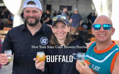 Try Craft Beer Samples From 45+ NYS Breweries at the New York State Craft Brewers Festival