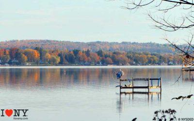 6 Must-Do Lake Activities to Enjoy this Fall on Chautauqua Lake