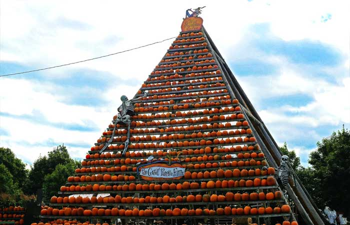 CLOSED: Enter to Win 6 Tickets to any Festival Weekend Happening at The Great Pumpkin Farm