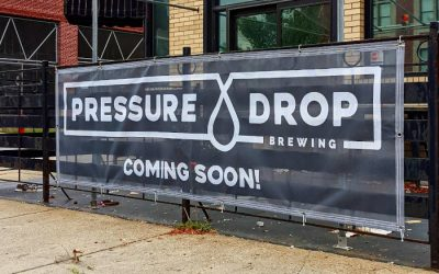 Coming Soon: Pressure Drop Brewing is Opening a New Taproom on Elmwood