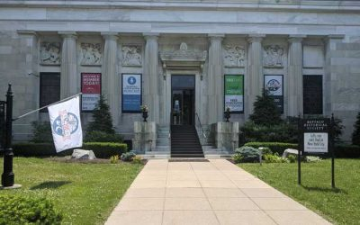 4 Wednesday Night Events Happening at The Buffalo History Museum This October