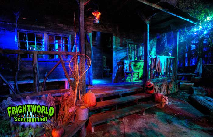 3 Reasons to Visit Frightworld This Fall