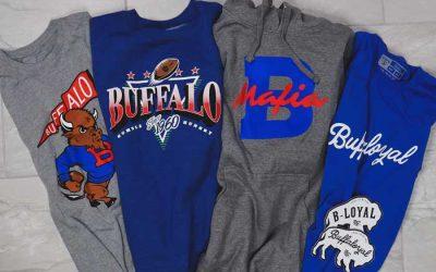Enter to Win the Ultimate Buffalo Fan Wardrobe Package from Loyal T Co.