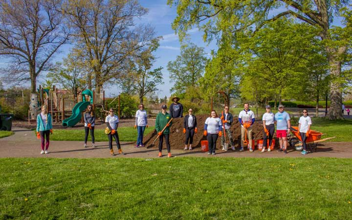 Looking for a Way to Get More Involved in the WNY Community? Applications are Now Open for the Young Professionals for Olmsted Parks, YPOP, Class of 2022