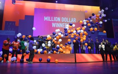 Watch 10 Startups Compete for a Cut of $5 Million at 43North Finals on October 28